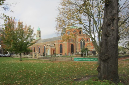Church of St. Anne, Kew Green