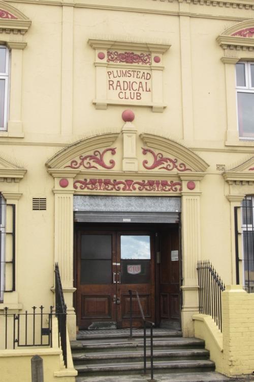 Plumstead Radical Club