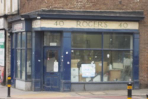 Roger's shop