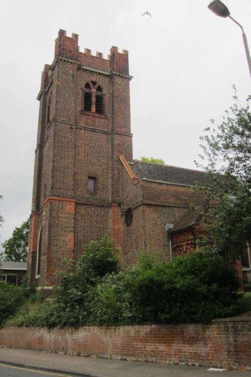 St Luke's, Charlton