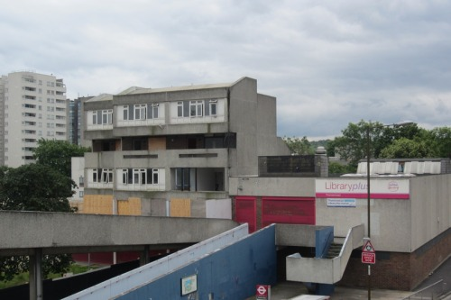 Thamesmead Library has moved